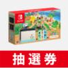 マイニンテンドーストア【抽選販売】『Nintendo Switch あつまれ どうぶつの森セット
